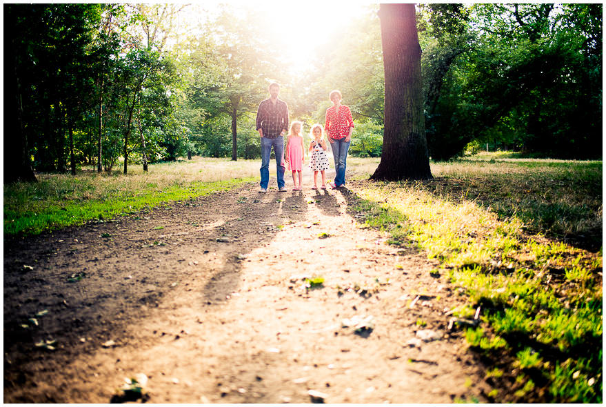 London Family Session