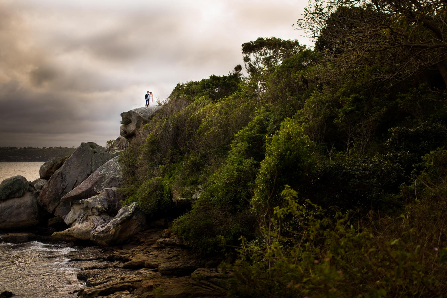 Watsons Bay Sydney wedding photography location