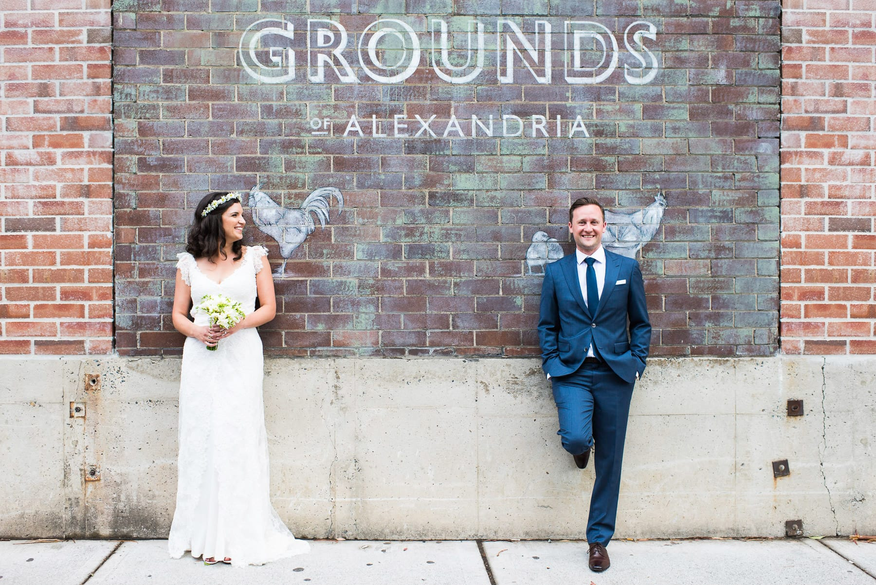 Grounds of Alexandria Wedding
