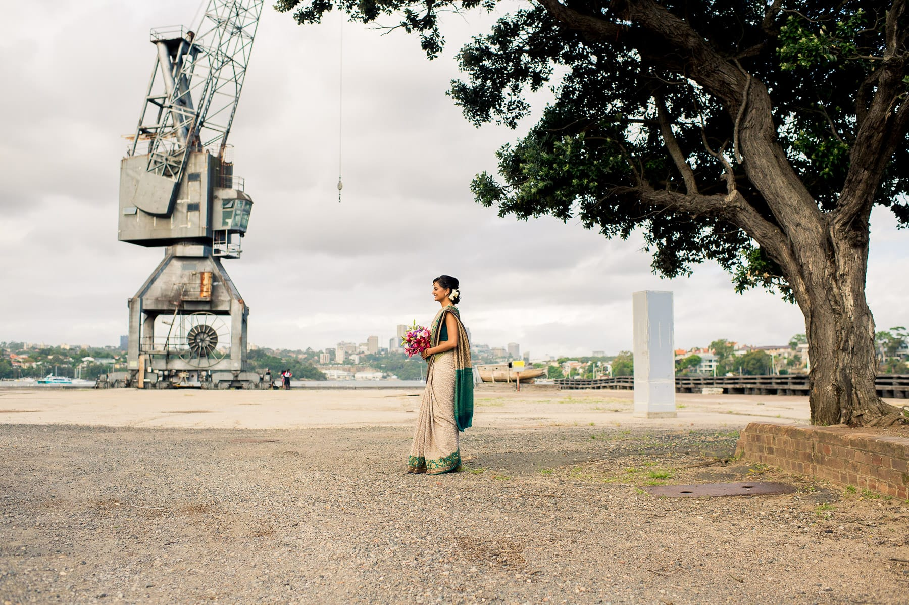 Cockatoo Island Wedding Photos