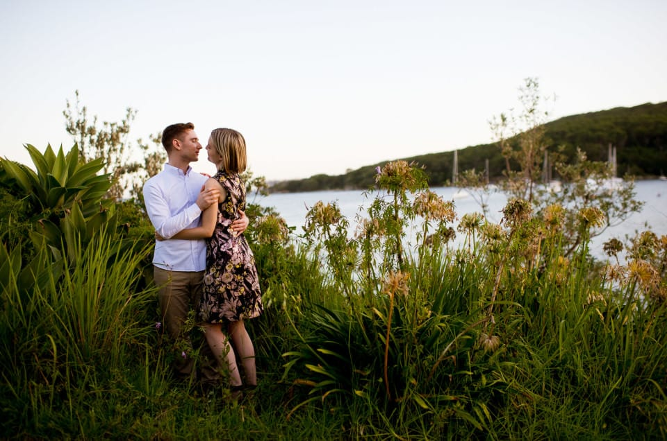 Manly Engagement Session