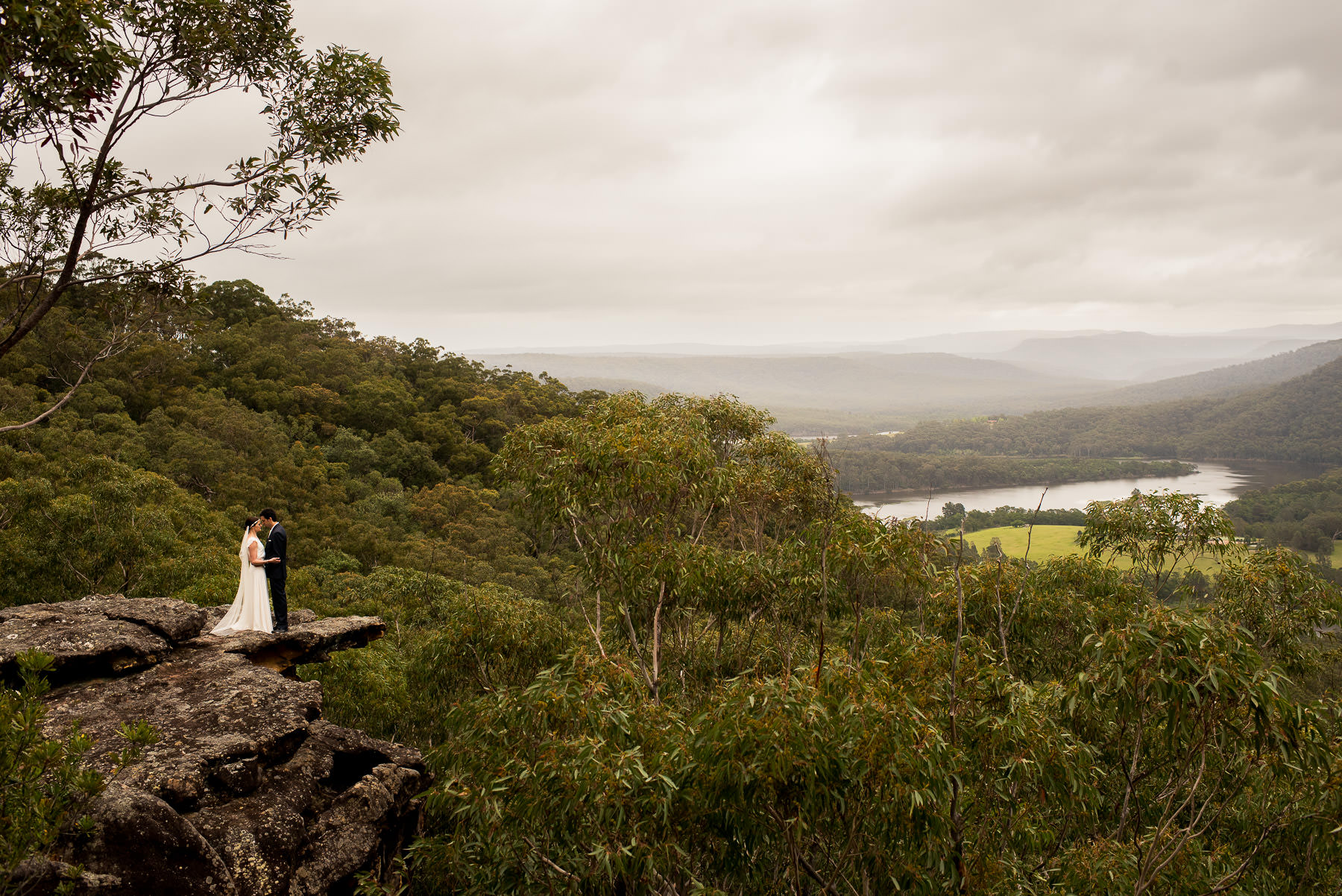 Kangaroo Valley destination wedding photographer