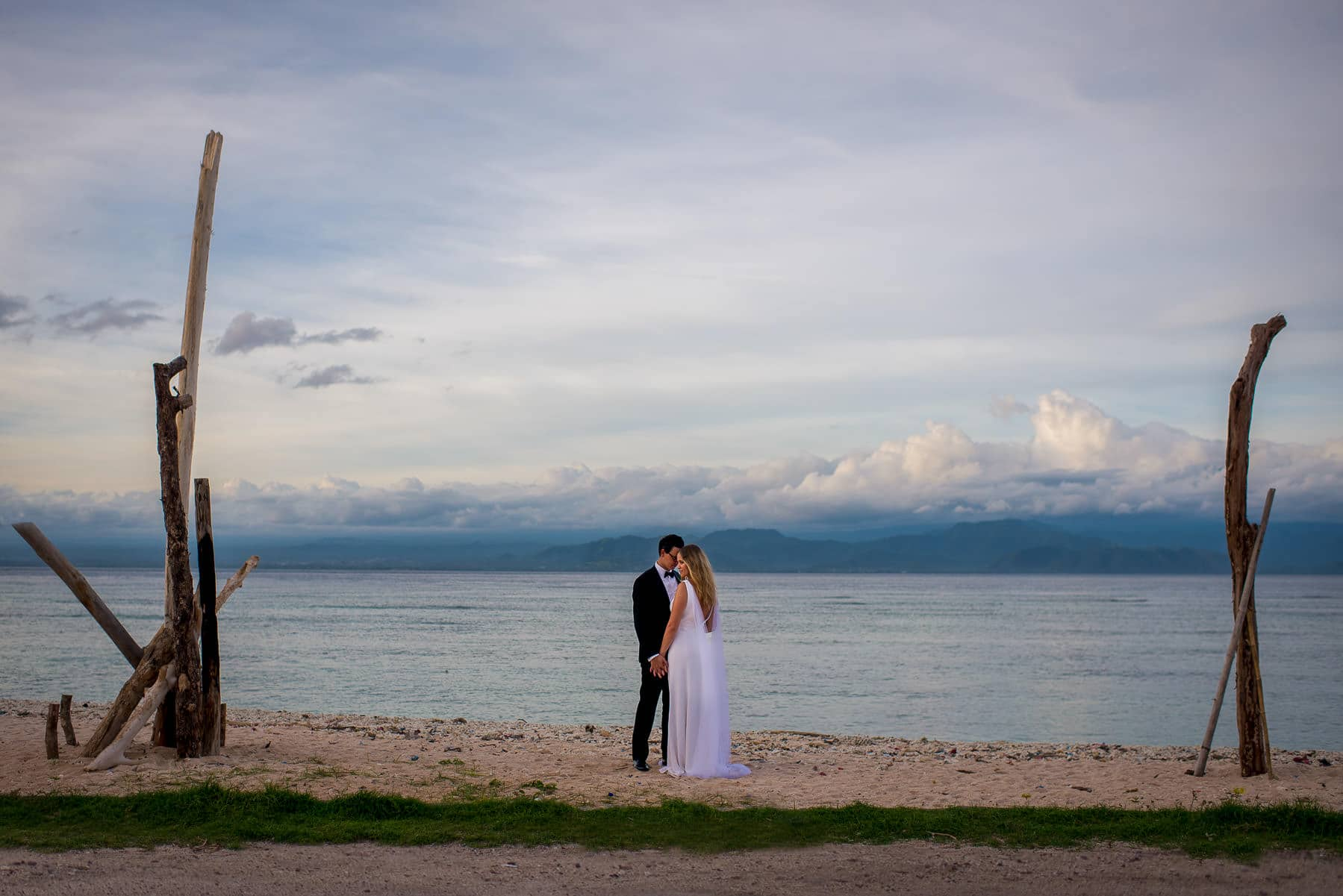 nusa lembongan wedding