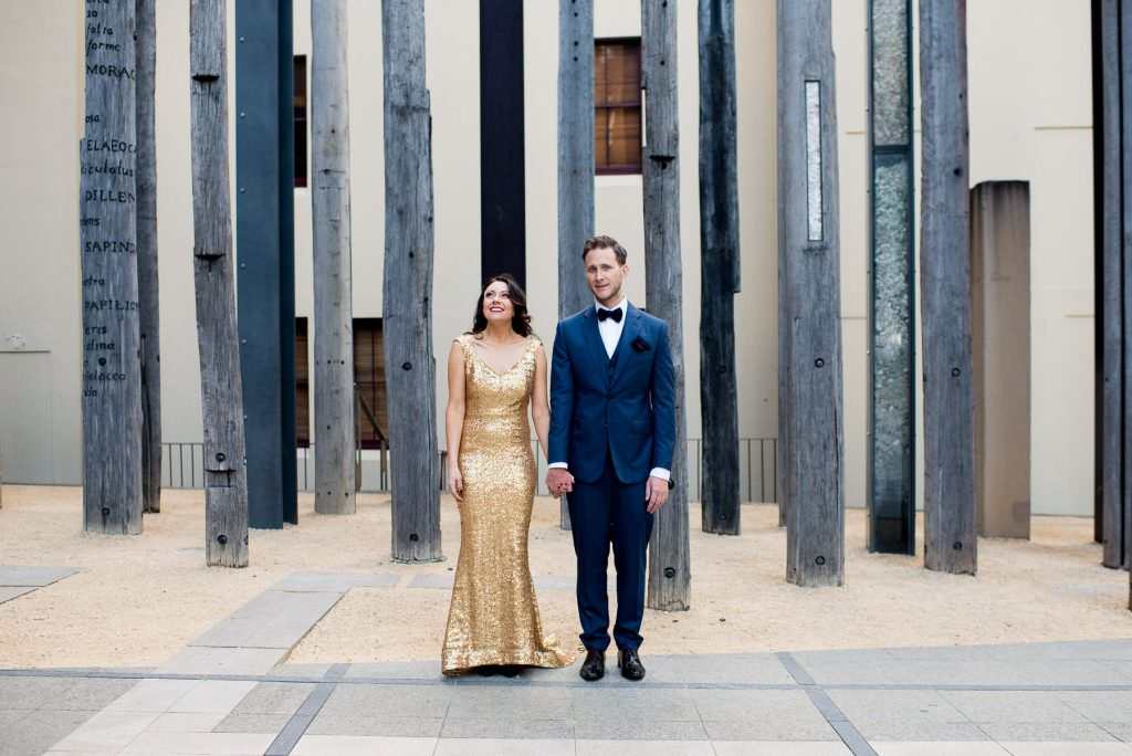 Sydney CBD wedding photography