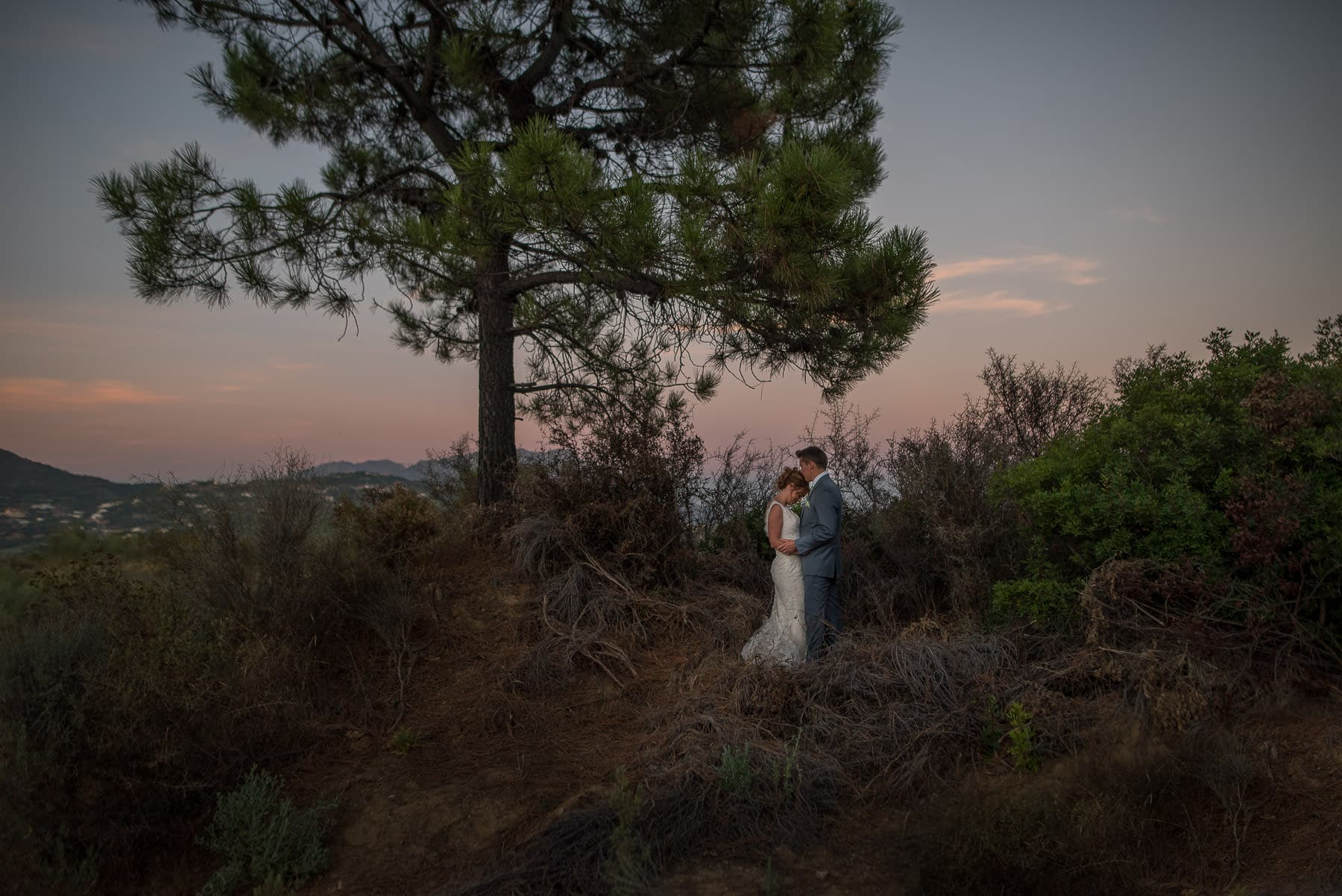 Malaga destination wedding photography